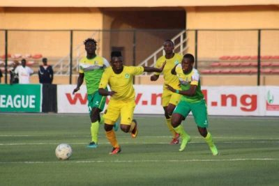 NPFL: Pillars Gun To Put Pressure On Lobi In Title Bid; Rangers, Akwa Clash In Enugu