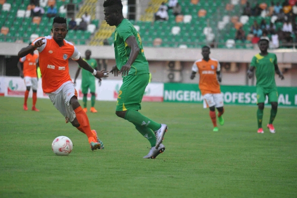 NPFL: Plateau United Hold Akwa United As Enyimba, FCIU Draw