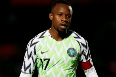 Onazi: Super Eagles Not Afraid Of Croatia's Modric, Rakitic, Kovacic