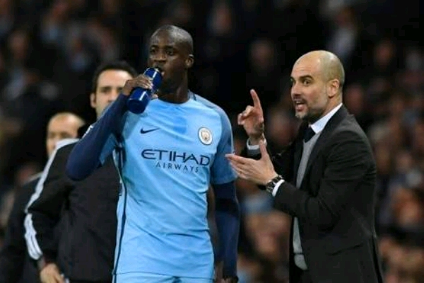 Toure delighted with third title but ready to leave Manchester City
