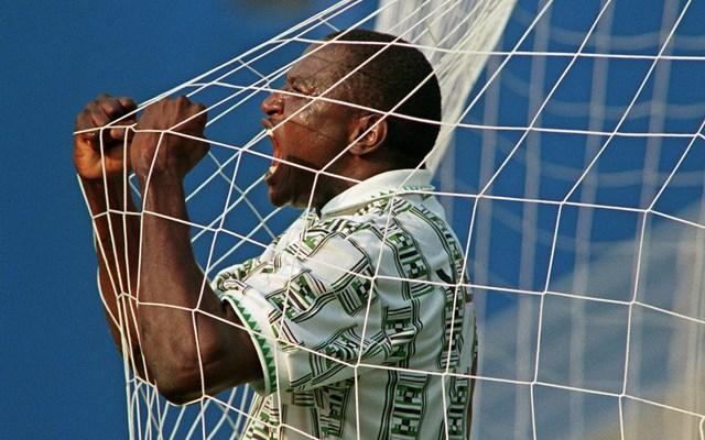 7 Super Eagles' Memorable World Cup Moments