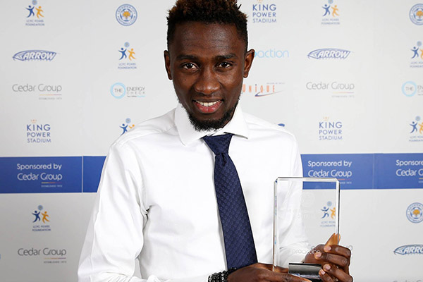 Ndidi scoops Leicester City Young Player of Season Award again