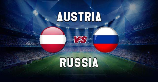 International Friendly: Austria VS Russia Betting Tips