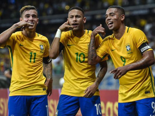 World Cup 2018: Are Brazil Favourites?