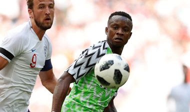 Onazi: I'm Not Fighting With Mikel; Our Team Must Improve