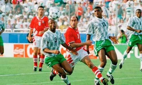 ON THE MARCH AGAIN: How Super Eagles Fared In Previous World Cup Opening Games