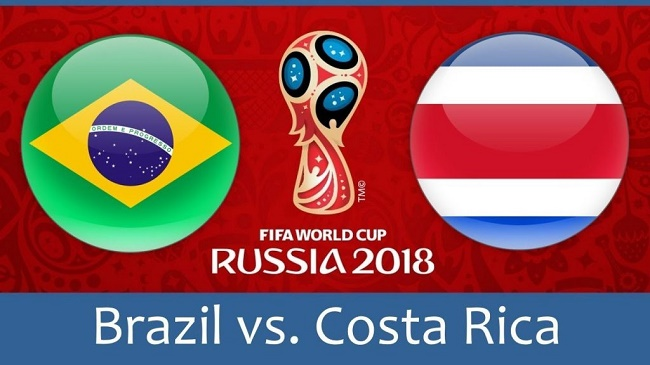 World Cup: Brazil Vs Costa Rica Betting Tips