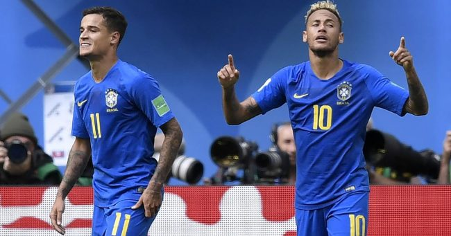 World Cup 2018: Brazil Look To Finish Group Phase With Strong Performance