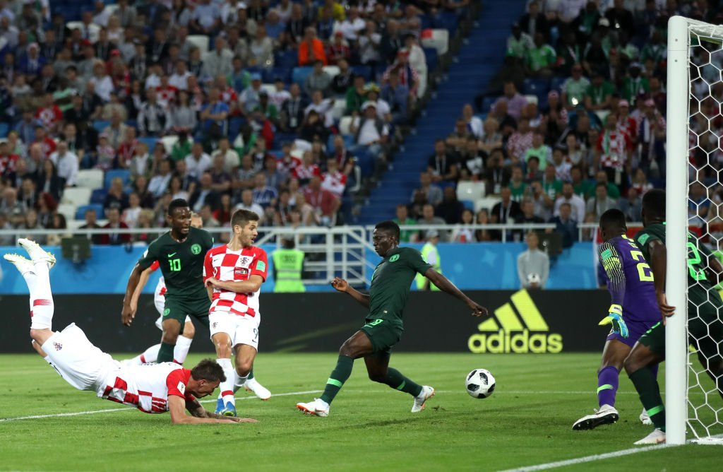 BELOW AVERAGE: How Super Eagles Rated Vs Croatia