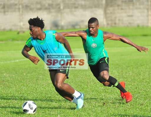 Echiejile: I'm Ready To Play Wing-Back, Eagles Know How To Handle Croatia