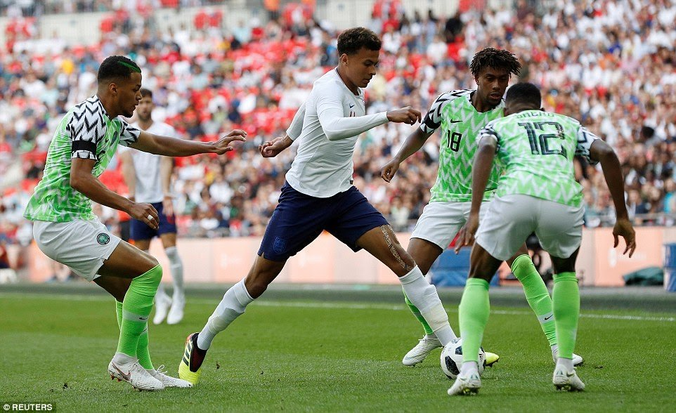 Adepoju: England Defeat Was Wakeup Alert For Super Eagles