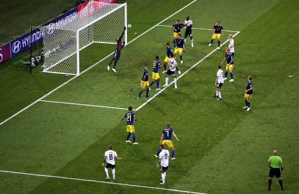 """""""Disappointed"""" Sweden Boss Confident Of Progress Despite Dramatic Defeat To Germany"""