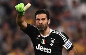 UEFA Hand Buffon Three-Game Ban Over Ref Attack