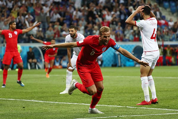 Image result for england vs tunisia