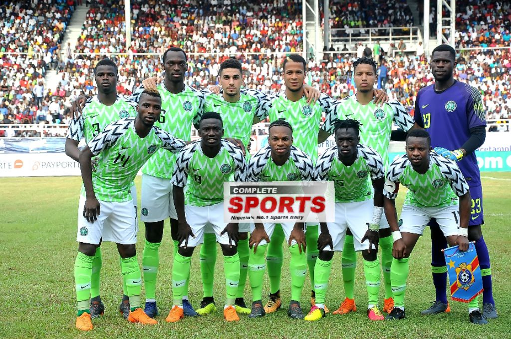 Eagles' BEST Eleven Ahead Of World Cup Clashes In Russia