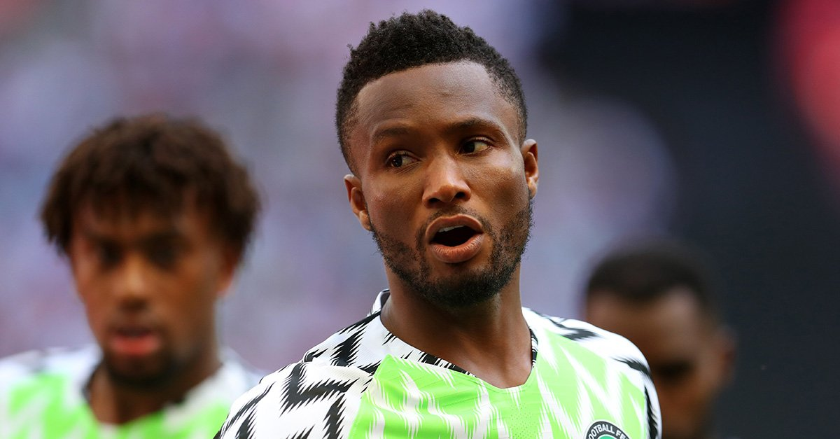 Mikel: Argentina, Nigeria Among Favourites To Win World Cup; Messi Is World Best