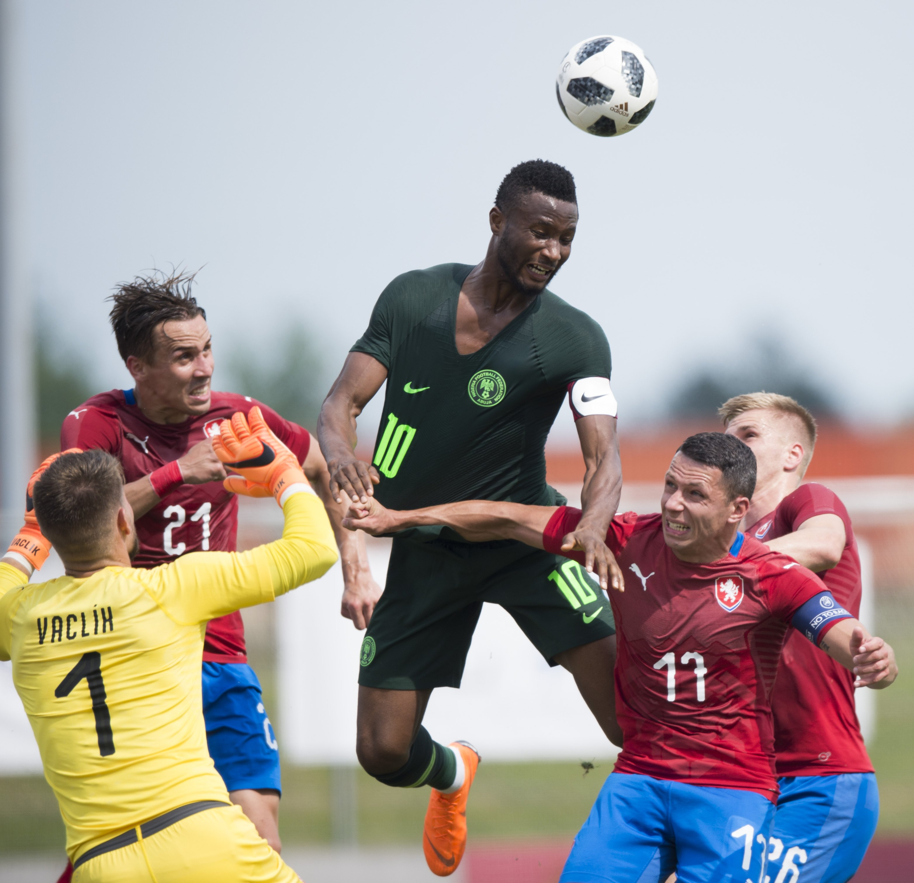 Set-pieces Wahala And Other Takeaways From Super Eagles Defeat To Czech Republic