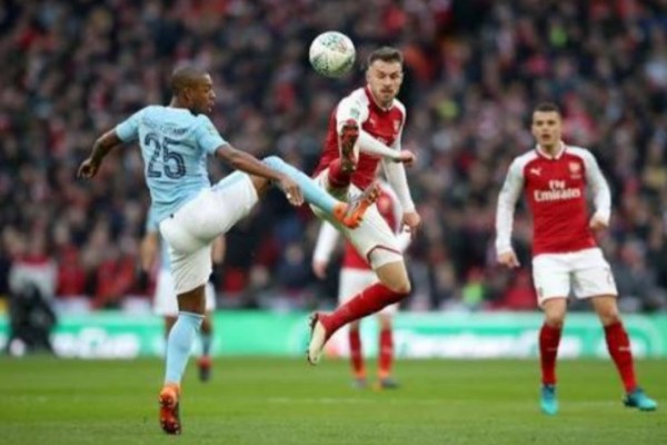 Arsenal Host Man City, Man Utd Welcome Leicester On 2018/2019 EPL Opening Day