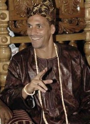 "Nigerian Chief Rio Ferdinand ""Torn"" Between Supporting Messi's Argentina Or Super Eagles"