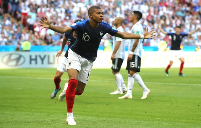 Pele Hails Mbappe After French Youngster Equalled 60-year Scoring  Record