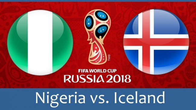 World Cup: Nigeria Vs Iceland Betting Tips