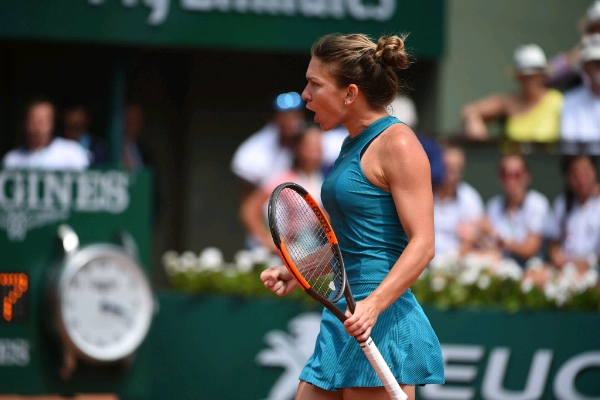 French Open: Halep Beats Stephens To Land First Grand Slam Title