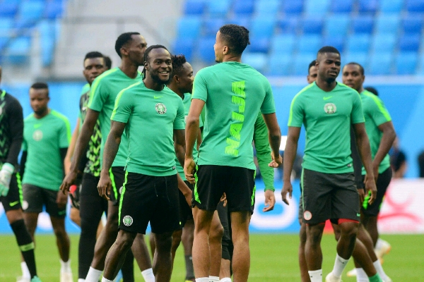 Rohr: I Hope Musa Scores Vs Argentina, Mikel Will Play With Cast, We Love Messi But…