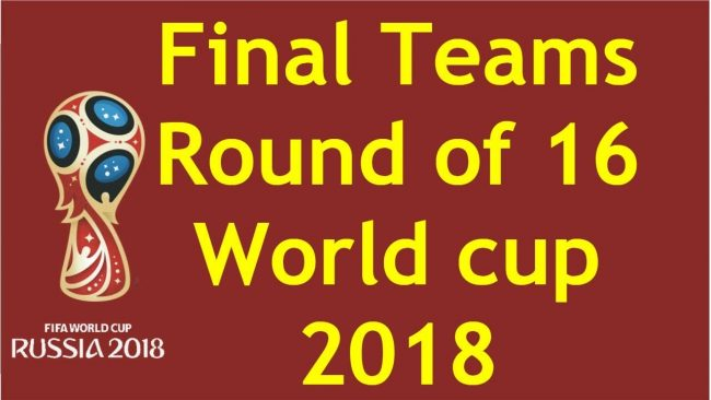 World Cup 2018: Knock-Out Stages Set To Start With Key Clashes This Weekend