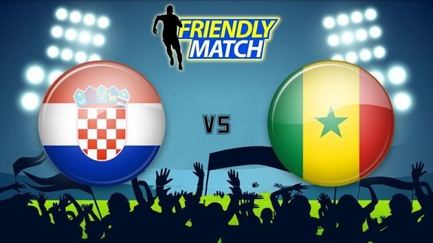 International Friendly: Croatia Vs Senegal Betting Tips