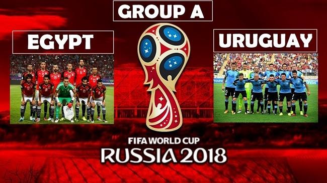 World Cup: Egypt Vs Uruguay Betting Tips