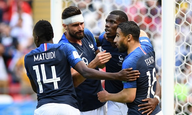 2018 World Cup: France And Argentina Face Key World Cup Group Clashes This Week