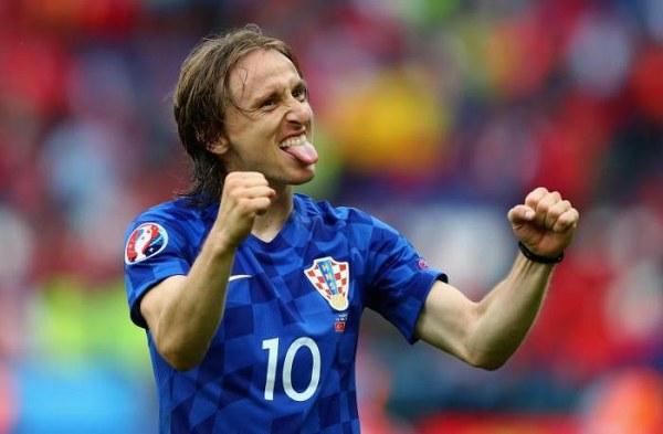 Modric: Brazil Friendly Is Big Test For Croatia Ahead World Cup