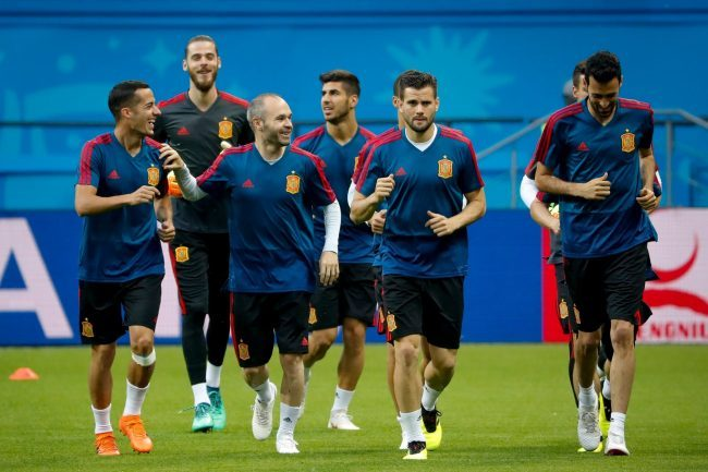 World Cup 2018: Spain Look To Continue World Cup Title Challenge