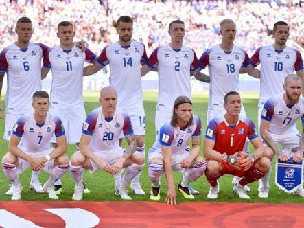 Iceland To Make One Change For Nigeria Clash, Skúlason Replaces Injured Gudmundsson