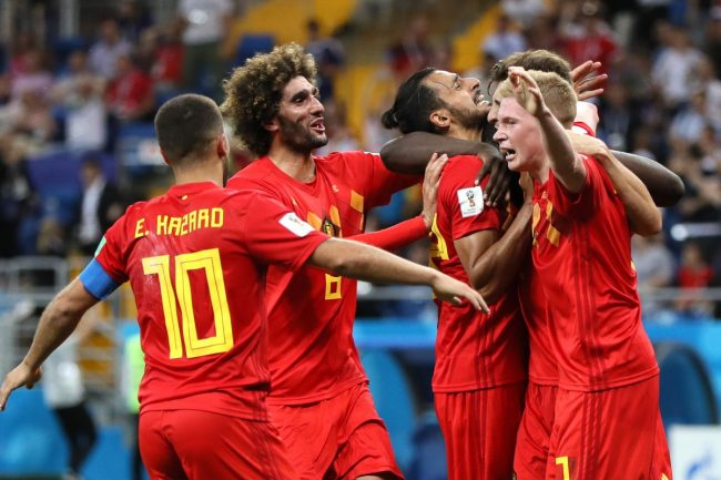 2018 World Cup: France And Belgium To Meet In First Semi-Final Clash