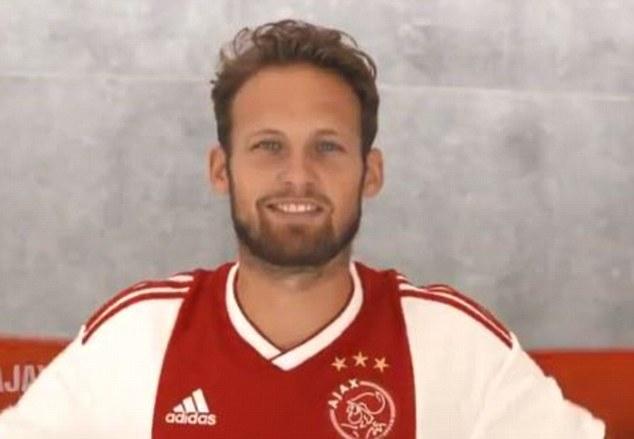 Blind Rejoins Ajax From Man United