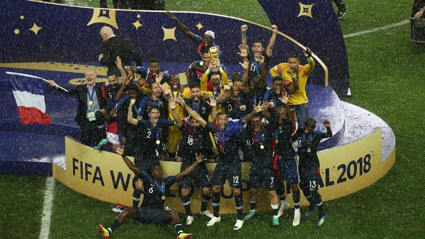 Oliseh Hails 'Africa In French Colours' For World Cup Conquest, Salutes Great Croatia Team Spirit