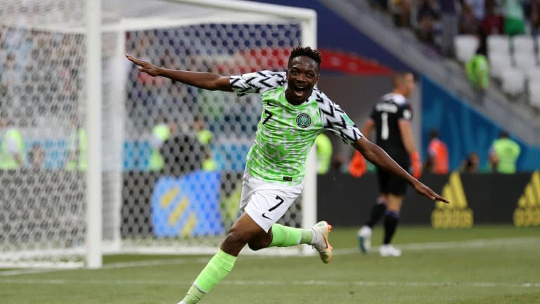 Russia 2018: Musa's Strike Vs Iceland, 17 Others Nominated For Goal Of The Tournament
