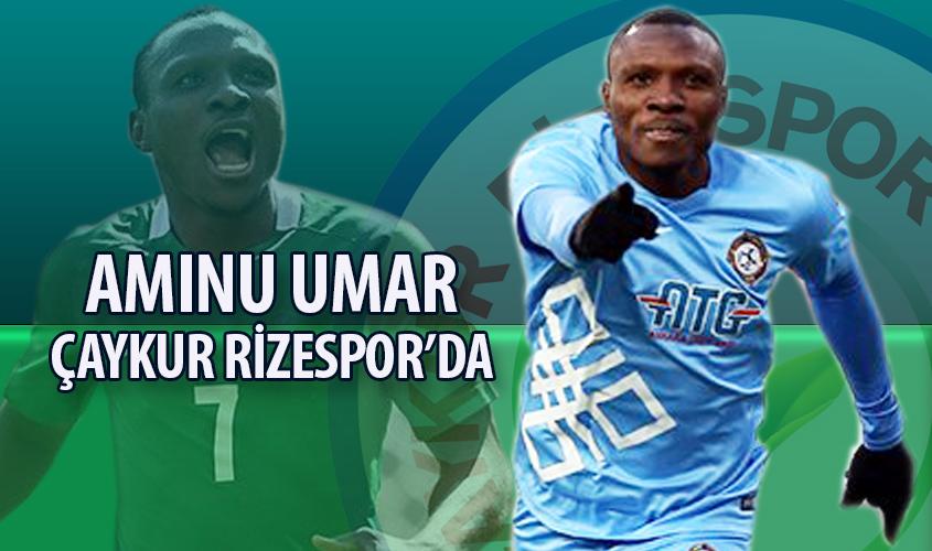 Umar Joins Caykur Rizespor On One-Season Loan From Osmanlispor