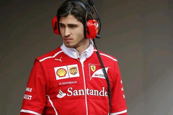 Formula 1 Test:  Young Driver Giovinazzi Dazzles In Budapest For Ferrari