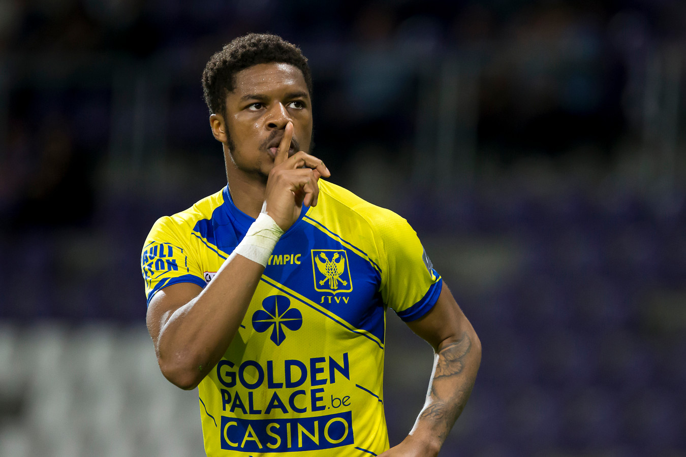 Akpom Set For Sint-Truiden Permanent Deal