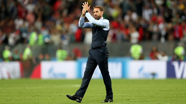 3rd Place Match: Southgate Urges England Players' Big Mentality To Beat Belgium