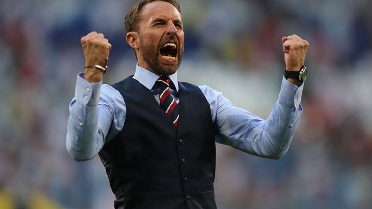 England Coach Southgate Feels 'Incredible Privilege' As Coach Of World Cup Semi-Finalists