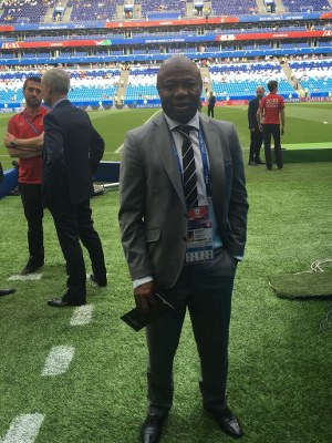 Amuneke: Super Eagles Will Improve With More Creative Players, Good Strikers