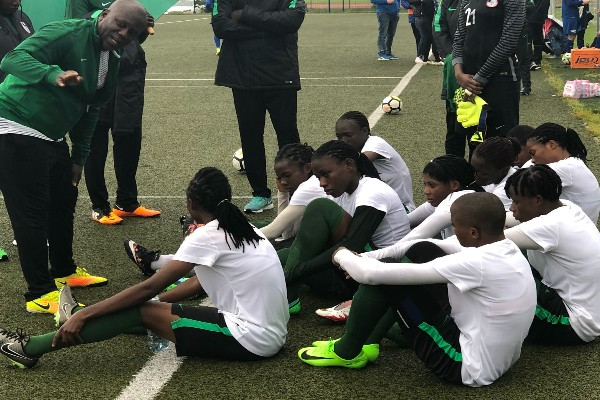 Falconets Coach Danjuma Names Ajibade, Gift, 19 Others For 2018 FIFA  U-20 Women's World Cup