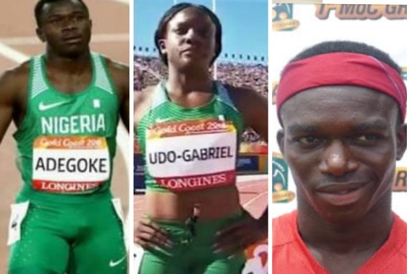 IAAF Worlds: Adegoke, Udo-Gabriel,  Benjamin May Miss U-20 World Tourney Over Visa Hitches