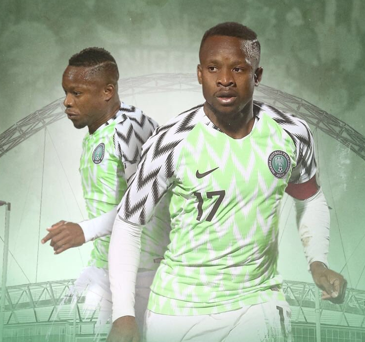INTERVIEW – Onazi: Eagles Unlucky In Russia, We Can't Let NFF Crisis Stop Our AFCON Dreams