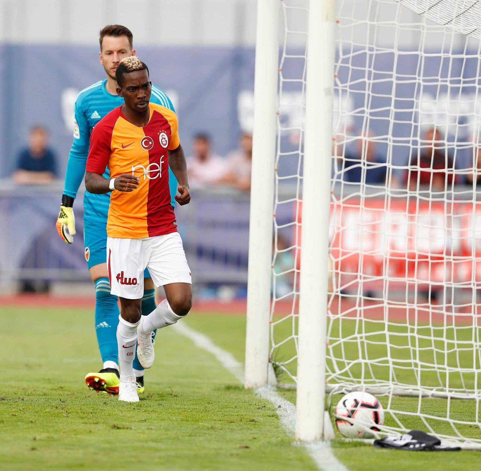 Onyekuru Happy To Bag First Galatasaray Goal, Eager To Score Regularly
