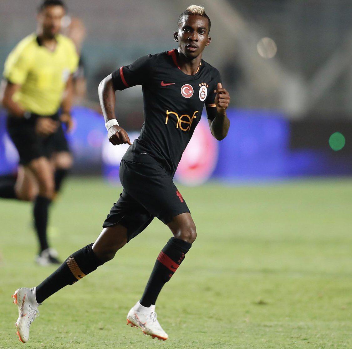 Onyekuru Bags Second Galatasaray Goal In Win Vs Club Africain