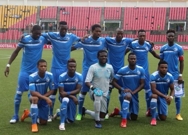 CAFCC: Enyimba Goalie Dauda Sad Over Defeat To Williamsville, Apologises To Fans